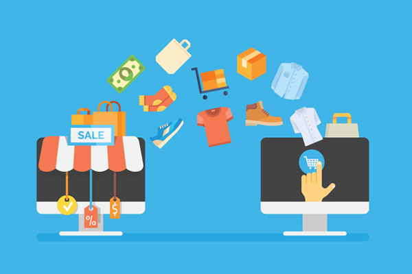 E-shop WEB DESIGN
